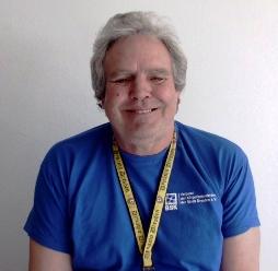 Gerd Schuhmacher, ehrenamtlicher Projektbeauftragter