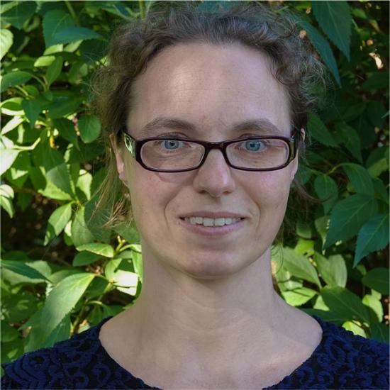 Projektkoordinatorin Kerstin Hammer